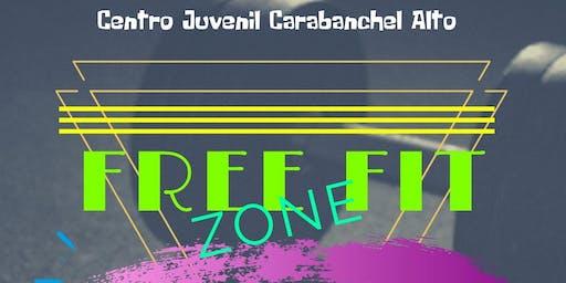 Free Fit Zone - gimnasio gratuito