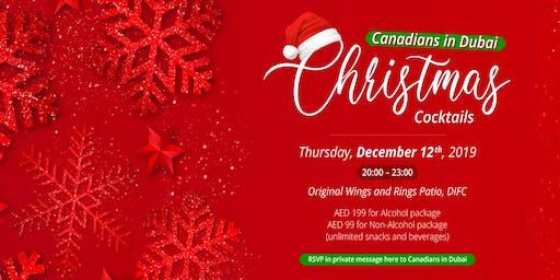 Canadians in Dubai Christmas Cocktails