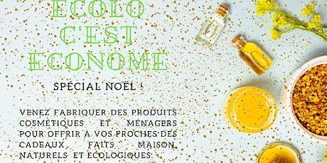 Atelier Ecolo c'est Econome à La Commune Libre d'Aligre billets