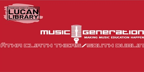 Early Starters Music Classes with Music Generation South Dublin (0 - 18 months) tickets