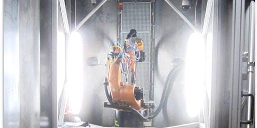 National Nuclear User Facility - Hot Robotics. Warrington Town Hall Meeting