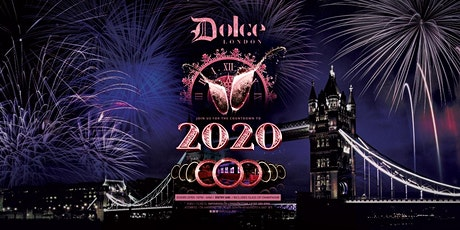 NEW YEAR'S EVE PARTY @ Dolce Club tickets