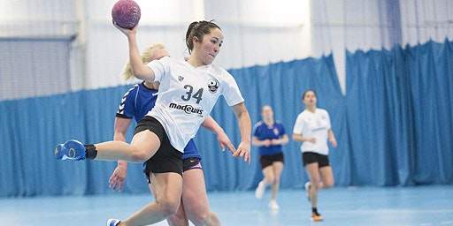 AoC Sport NW Handball competition - Jan 19