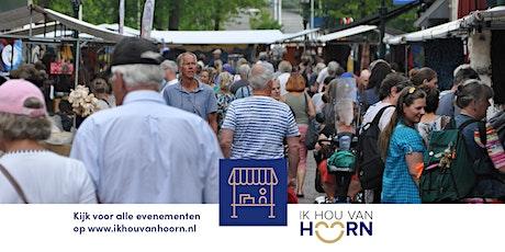 Hoornse Woensdagmarkten tickets