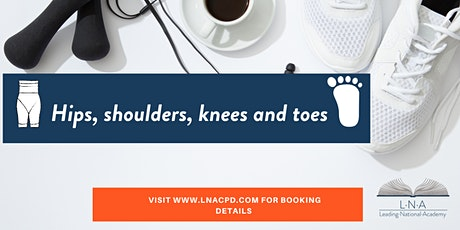 Hips, Shoulders, Knees and Toes tickets
