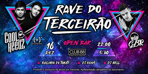 RAVE DO TERCEIRÃO