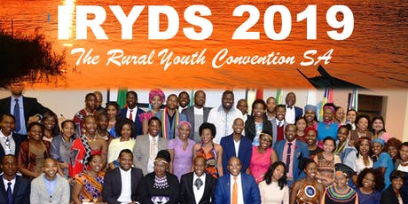 International Rural Youth Development Summit (IRYDS) tickets