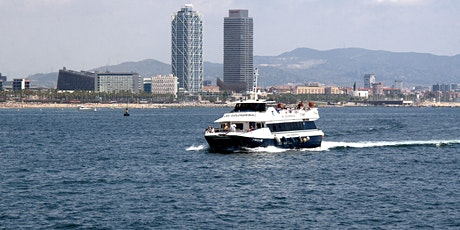 Las Golondrinas Boat tour along Barcelona's coastline 1hour 30min tickets