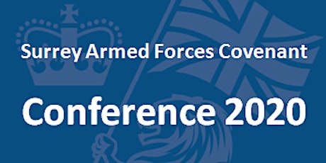 Surrey Armed Forces Covenant Conference 2020 tickets