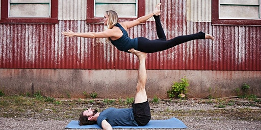 Acroyoga for Beginners x Women Who Explore Cleveland/Akron