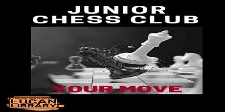 Junior Chess Club tickets