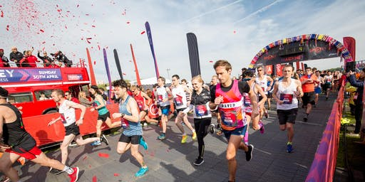 Hackney Half Marathon 2020 for Carers UK