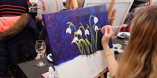 Snowdrops Brush Party - Hemel Hempstead