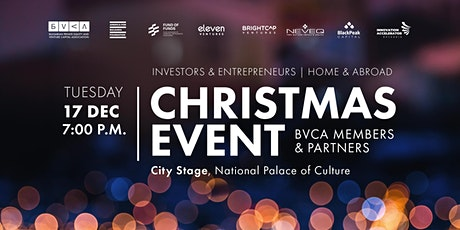 BVCA Christmas Event | Members & Partners | Home & Abroad tickets