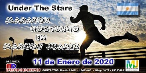 UNDER THE STARS MARATON NOCTURNO