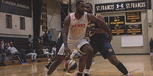 Baltimore Hawks vs Camden Monarchs  RIVALRY GAME