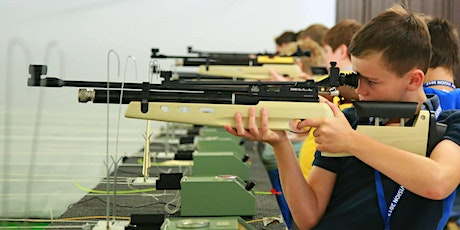 Junior One hour introduction to Target Shooting in Leatherhead Spring 2020 tickets