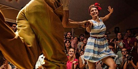 Swing and Jive Classes tickets