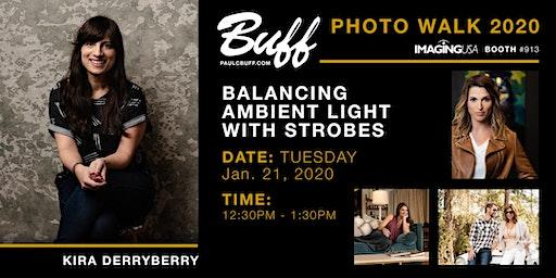 Paul C. Buff, Inc. Presents: Kira Derryberry at IUSA 2020