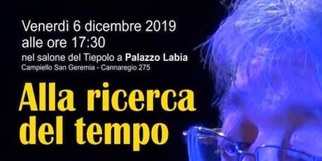 """Maurizio Piccoli: concerto benefico """"Alla ricerca del tempo"""" biglietti"""