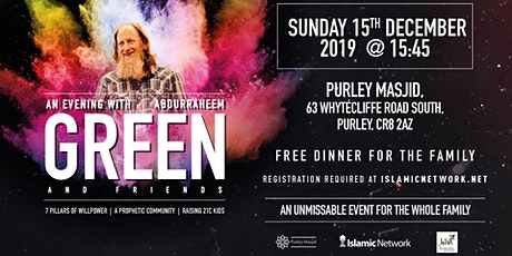 An Evening With Abdurraheem Green And Friends tickets