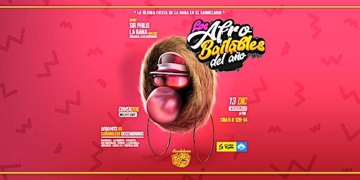Los afrobailabes 2019 en candelo (p)