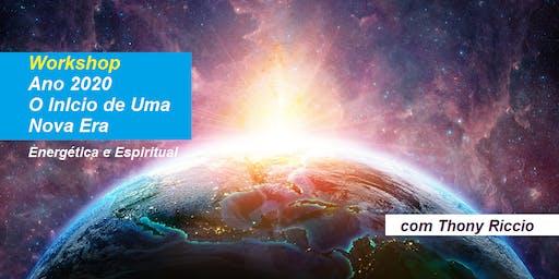 Workshop Ano 2020 – O Início de Uma Nova Era – Thony Riccio