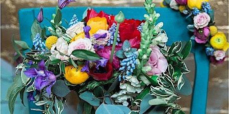 Spring Floristry tickets