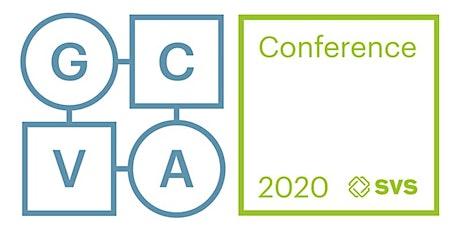 GCVA Conference 2020 tickets