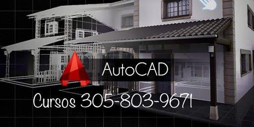 AutoCAD Training 2020 West Palm Beach
