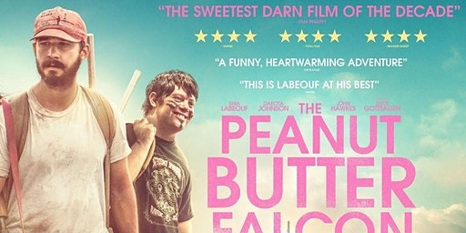 The Peanut Butter Falcon (+ The Pizza Boyz!)