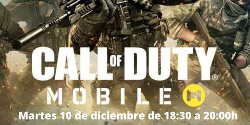 Torneo Call of Duty Mobile