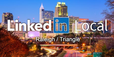 LinkedIn Local Raleigh/Triangle tickets