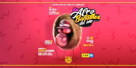 Los afrobailabes 2019 en candelario (j) billets