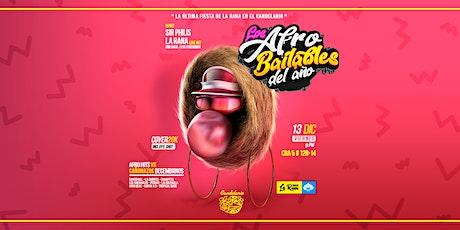 Los afrobailabes 2019 en candelario (j) entradas