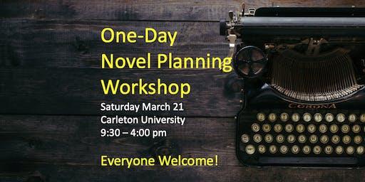 One-Day Novel Planning Workshop