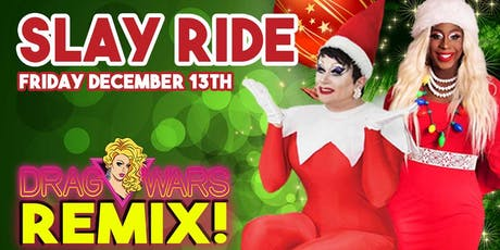 SLAY RIDE: Battle Royale tickets