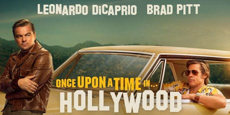 Once Upon A Time In Hollywood (+ The Pizza Boyz!) tickets