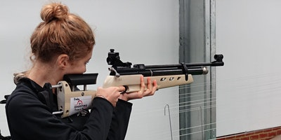 One hour Taster Session Target Shooting in Addisco