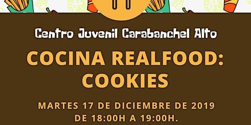 Taller de Cocina: Real Food - Cookies