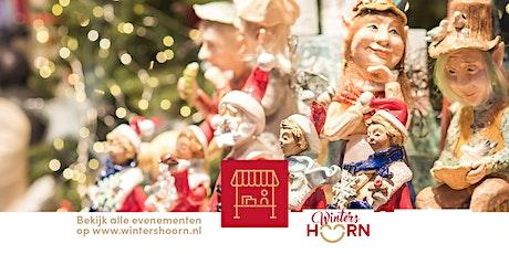 Hoornse Kerstmarkt tickets
