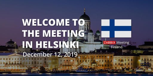 Zabbix Meeting Finland