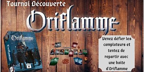 Tournoi Découverte Oriflamme tickets