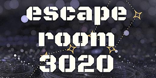 """Escape Rooom - """"Madrid 3020"""""""