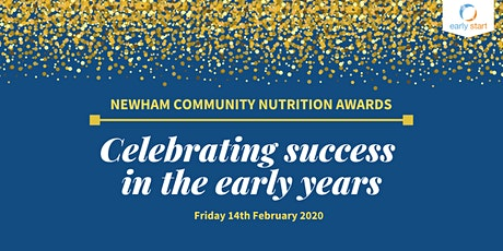 Newham Community Nutrition Awards- celebrating success in the early years tickets