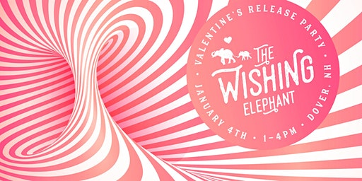 The Wishing Elephant Valentines Release Party