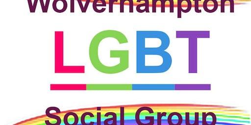 Wolverhampton LGBT  Social Group