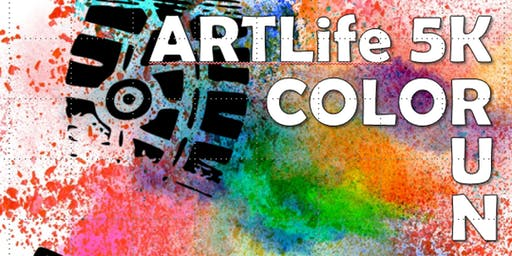 ARTLife 5K Color Run and Kids Art Festival