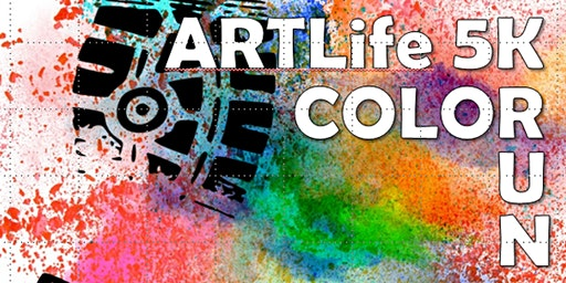 ARTLife 5K Color Run and Kids Art Festival