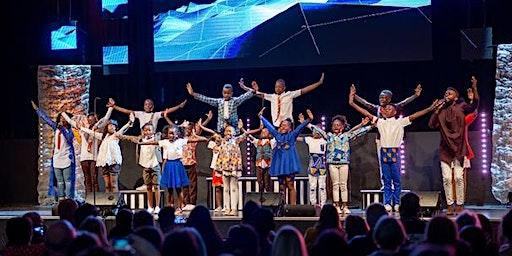 Watoto Children's Choir in 'We Will Go'- Sunbury, Surrey